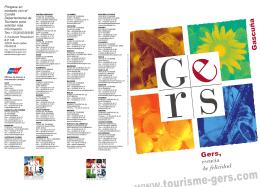 Gers, Gascuña - Tourisme du Gers