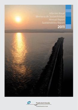 Folleto APAC 2011 - Autoridad Portuaria de A Coruña