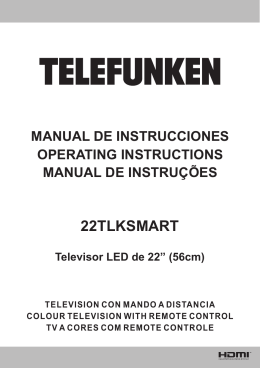 22TLKSMART - telefunken
