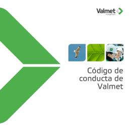 Código de conducta de Valmet
