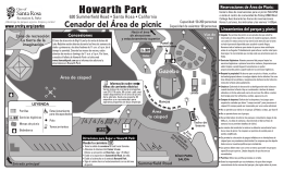 Howarth Park - City of Santa Rosa