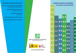 cláusulas abusivas - Unión de Consumidores de Aragón
