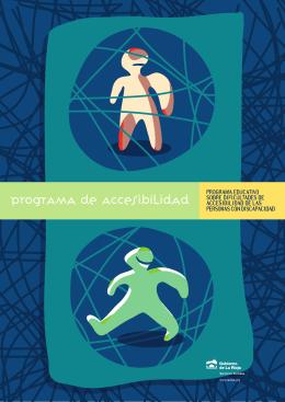 PROGRAMA DE ACCESIBILIDAD