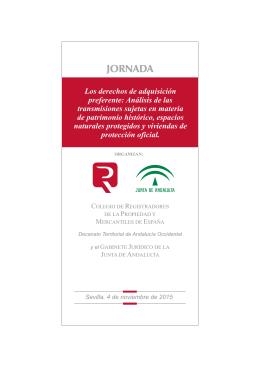 Folleto (4-11-2015).cdr - Asociación de Letrados de la Junta de