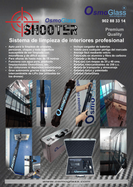 shooter osmoglass