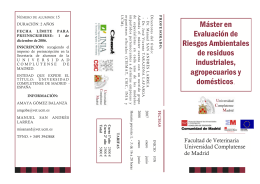 folleto master2 - Universidad Complutense de Madrid