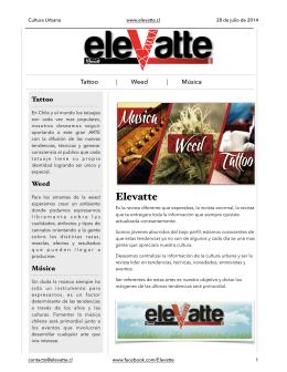 Conócenos - Elevatte.cl