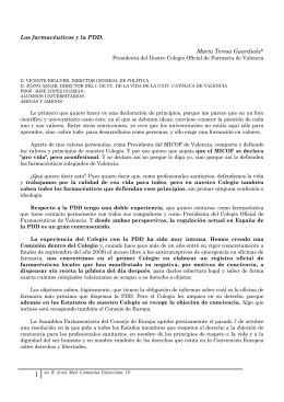 1 An. R. Acad. Med. Comunitat Valenciana, 10