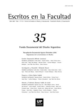 ejemplar completo  - Universidad de Palermo