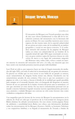 Los Bécquer en Veruela. Un viaje artístico