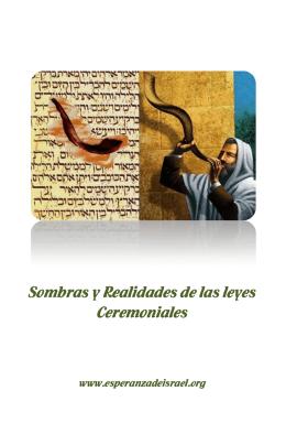 03. Sombras y Realidades de la Ley Ceremonial