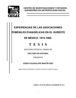 709 - CIESAS Docencia