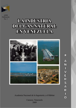 LA INDUSTRIA DEL GAS NATURAL EN VENEZUELA