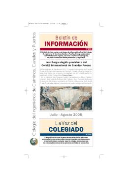 información información colegiado colegiado