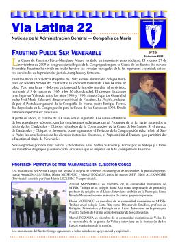 Via Latina 22