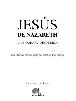 JESUS DE NAZARETH C:San Pablo.qxd