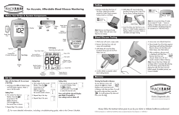 For Accurate, Affordable Blood Glucose Monitoring
