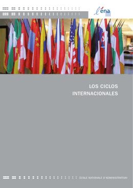 LOS CICLOS INTERNACIONALES