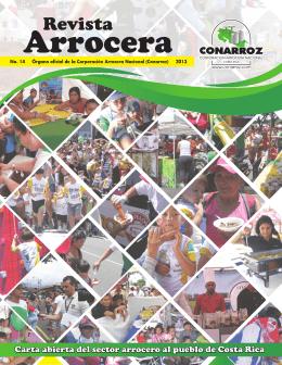 Revista Arrocera XIV edición