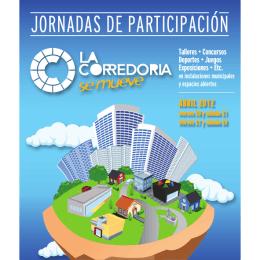 JORNADAS DE PARTICIPACIÓN