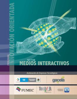 medios interactivos - Fundación México