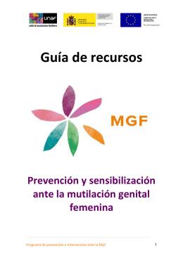 Actualización guía recursos MGF borrador 2
