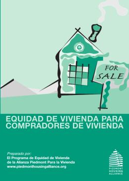 entrenamientos de calidad para equidad en la vivienda