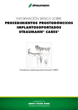 Información básica sobre técnicas prostodónticas