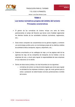 Tema 6 - OCW - Universidad de Murcia