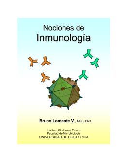 Inmunología - Universidad de Costa Rica