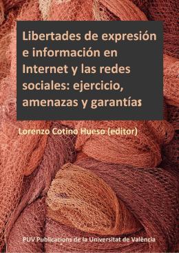 © Lorenzo Cotino Hueso y Miguel Ángel Presno Linera