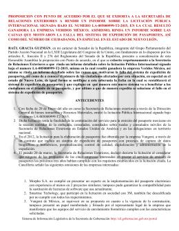 archivo - Sistema de Información Legislativa