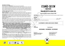ETANIS® 50 EW