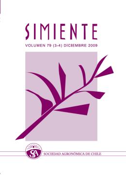 2 - Sociedad Agronómica de Chile