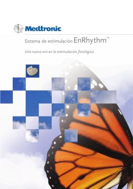 Sistema de estimulación EnRhythm™