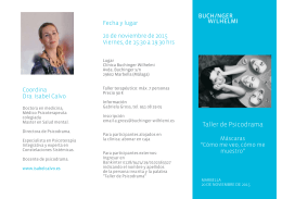 Taller constel folleto 2015 F