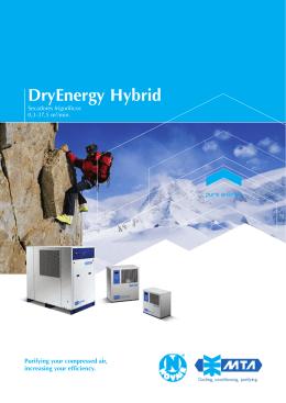 Secador frigorifico MTA Dryenergy Hybrid