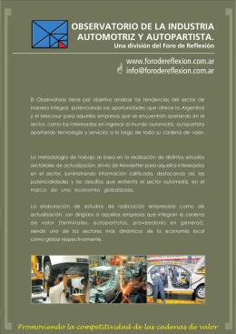 Folleto A4.cdr - Foro de Reflexión