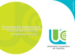 Presentación Institucional 2014 [Formato PDF]