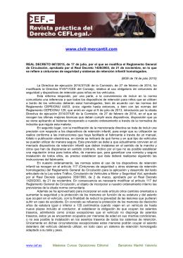 Real Decreto 667/2015, de 17 de julio, por el que se