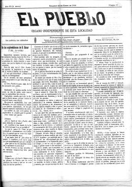 GRANO -`INDEPENDIENTE DE ESTA LOCALIDAD