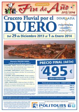 OFERTAS 2013 - MYL VIAJES (Grupo AIRMET)