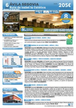 29. Ávila Segovia
