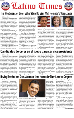 Latino Times Magazine
