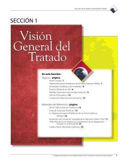 Visión General del Tratado