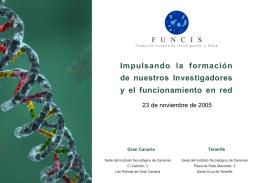 Más información - Instituto Tecnológico de Canarias