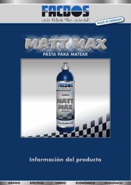 MATT MAX