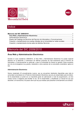 TTULO PORTADA - Universidad de Huelva