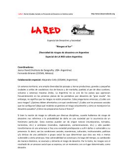 CONV-Especial de la RED Argentina