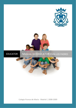 Manual de EDUCATOR para los padres